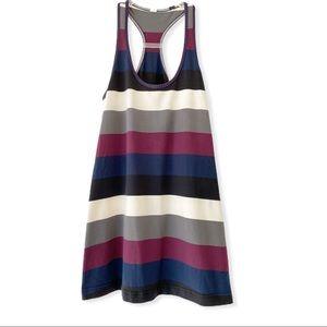 Lululemon • Cool Racerback Pow Stripe Ange…
